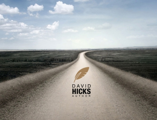 Website Redesign & Launch: David Hicks – Author